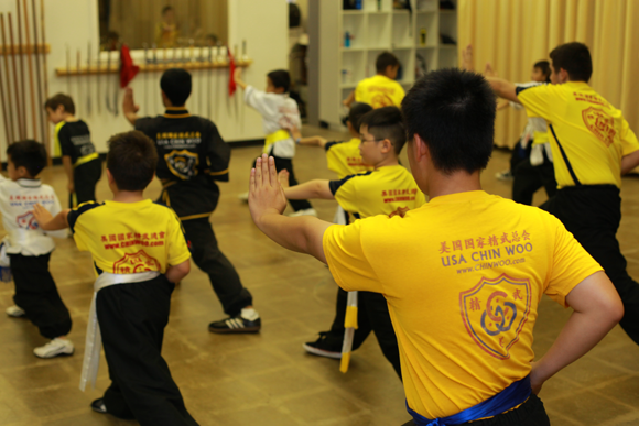 Kids Northern Shaolin Kung Fu